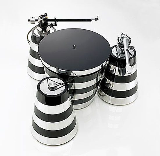 Luxe | Geek and Hype :  turntable dj gadget