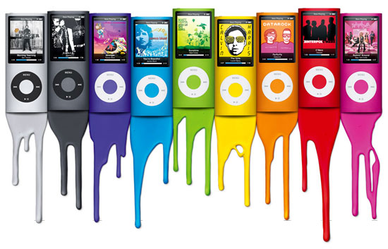 Ipod Nano Chromatic. Image ipod nano chromatic