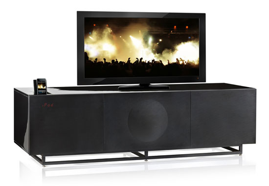 home cinema meuble tv geek hype. Black Bedroom Furniture Sets. Home Design Ideas