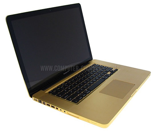 goldmacbookprounibodyfront