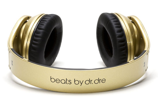 Image goldenbeatsbydrdre   Beats by Dr. Dre par ColorWare