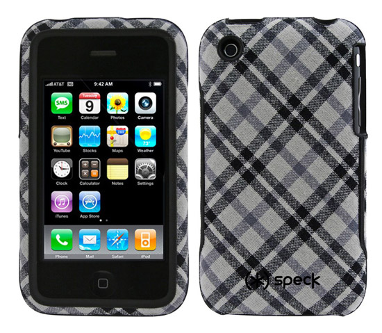 speckfittediphone3gplaid