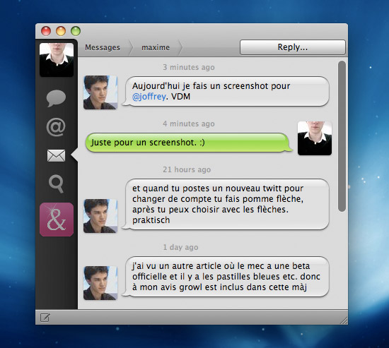 Image tweetieformacdm   Tweetie for Mac : Tweetez avec style