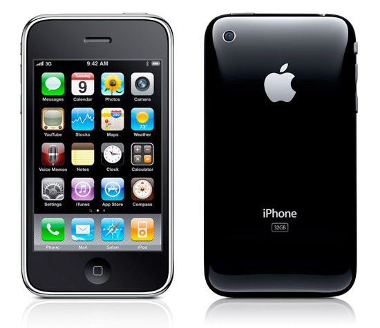 Image iphone3gs   Le nouvel iPhone 3G S enfin révélé
