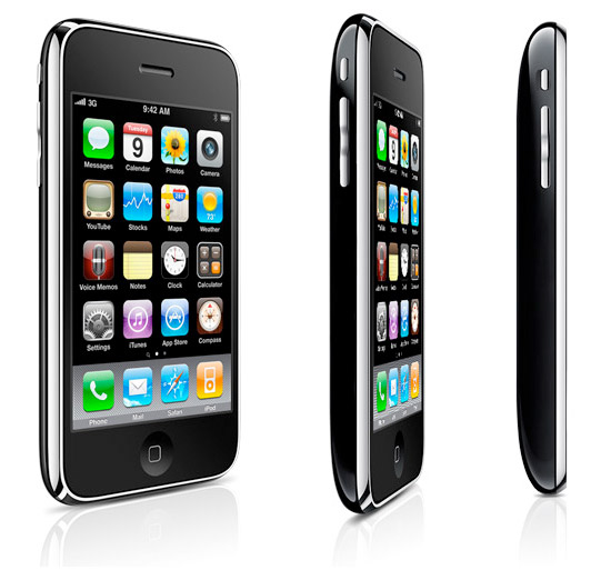 Image iphone3gsblackside   Le nouvel iPhone 3G S enfin révélé