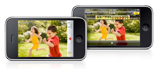 Image iphone3gsvideo   Le nouvel iPhone 3G S enfin révélé