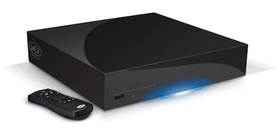 LaCinema Black : Play & Record en HD