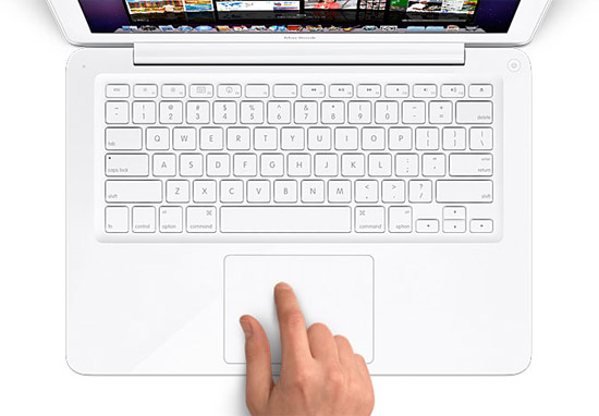 applemacbookunibodywhitetrackpad