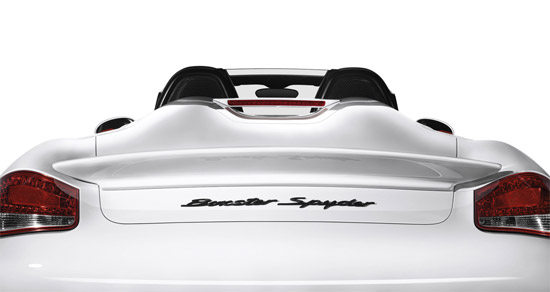 porscheboxsterspyder2011back
