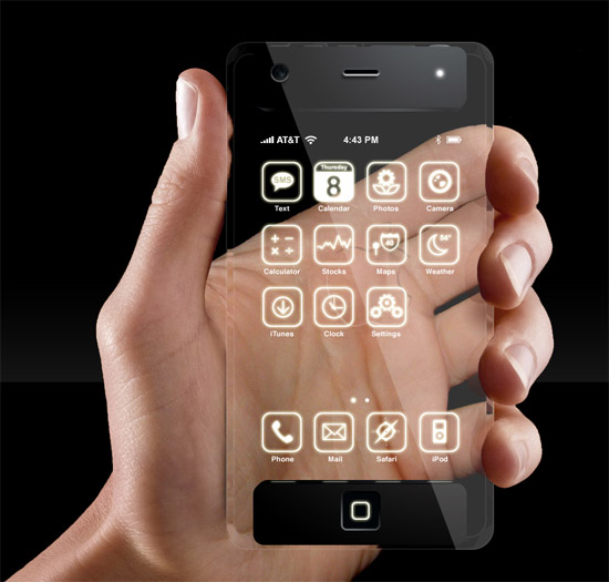 Image newappleiphone4g   iPhone 4G Concept