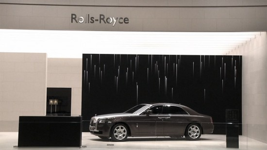 Image rolls royce ghost 2 550x309   Rolls Royce Ghost