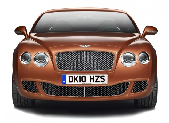 Image bentley continental gt design series 1 550x403   Bentley Continental China