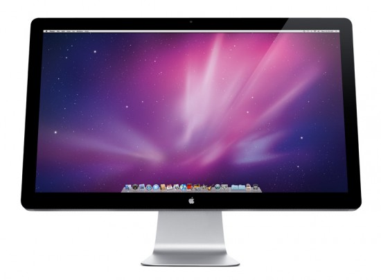 Image led cinema display 1 550x404   Apple LED Cinema Display