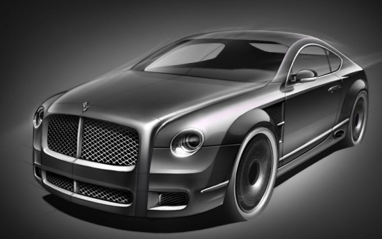 Image bentley r type 6 550x345   Bentley R Type Concept
