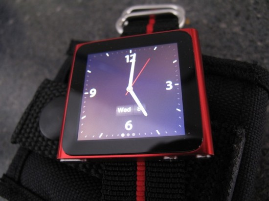 Image ipod watch 3 550x412   iPod nano Watch Band