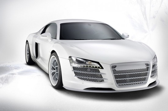 Image audi r8 eisenmann 1 550x364   Audi R8 Spark Eight
