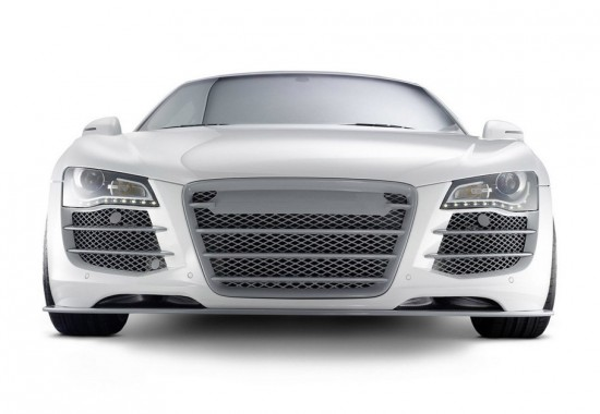 Image audi r8 eisenmann 2 550x380   Audi R8 Spark Eight