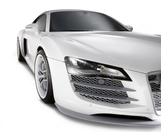 Image audi r8 eisenmann 4 550x453   Audi R8 Spark Eight
