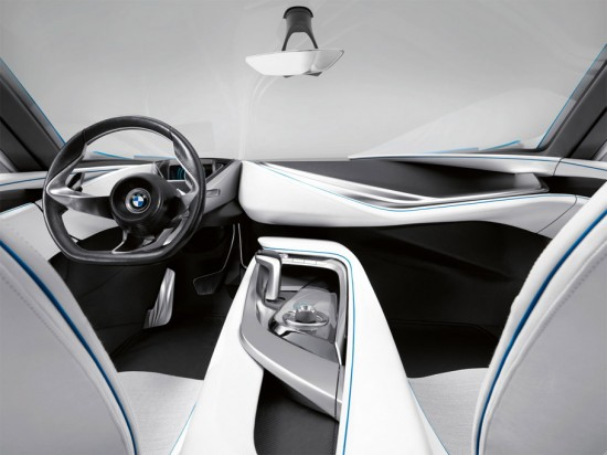 Image bmw vision 10 550x412   BMW Vision EfficientDynamics