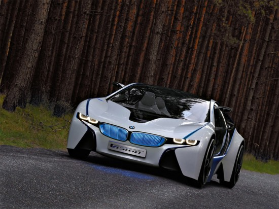 Image bmw vision 3 550x412   BMW Vision EfficientDynamics
