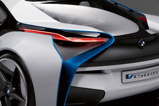 Image bmw vision 8 550x366   BMW Vision EfficientDynamics