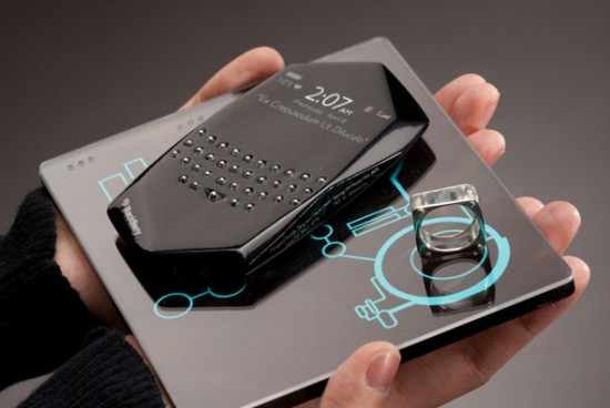 Image backberry empathy 3 550x368   BlackBerry Empathy Concept