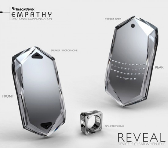 Image backberry empathy 5 550x484   BlackBerry Empathy Concept