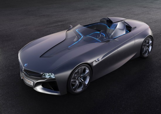 Image bmw vision connecteddrive 1 550x388   BMW Vision ConnectedDrive