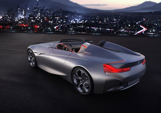 Image bmw vision connecteddrive 3 550x388   BMW Vision ConnectedDrive