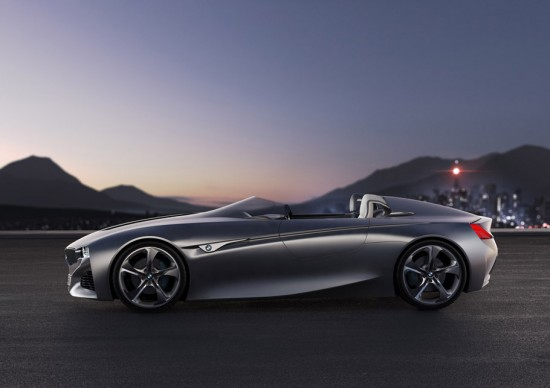 Image bmw vision connecteddrive 7 550x388   BMW Vision ConnectedDrive