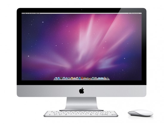 Image apple imac 2011 2 550x418   Nouveau Apple iMac