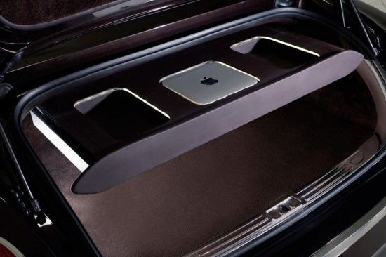 Image bentley mulsanne mac mini 550x366   Bentley Mulsanne Executive Interior