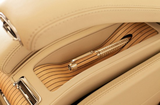 Image bentley mulsanne pen 550x362   Bentley Mulsanne Executive Interior
