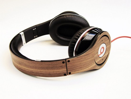 Image lazerwood beats walnut 550x418   Lazerwood for Beats Studio