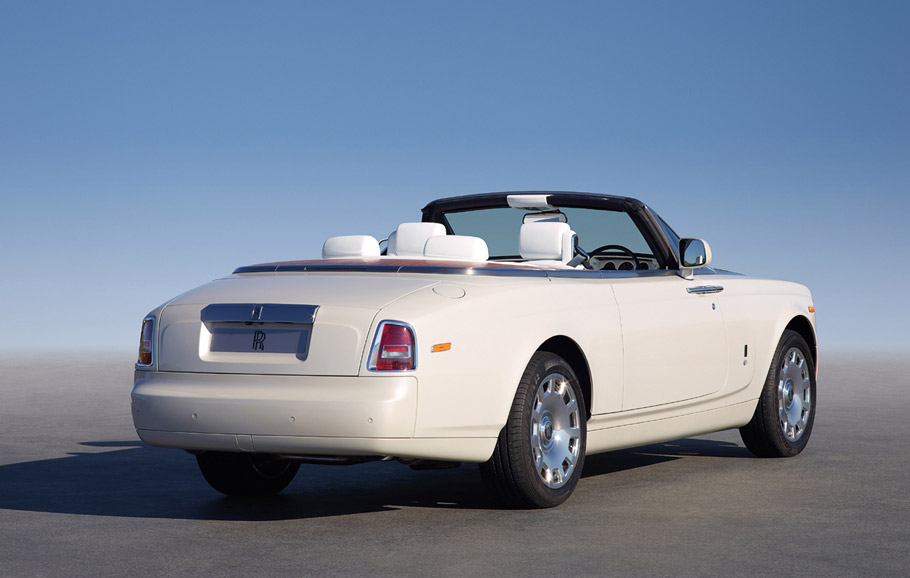 Phantom Drophead Coupe Series 2