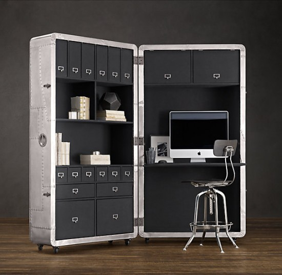 Image restoration hardware blackhawk 1 550x536   Blackhawk Secretary Trunk