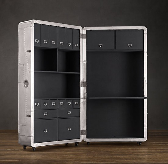 Image restoration hardware blackhawk 4 550x536   Blackhawk Secretary Trunk