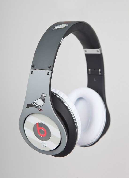 Image pigeon beats 3 550x756   Staple Design x Beats By Dre