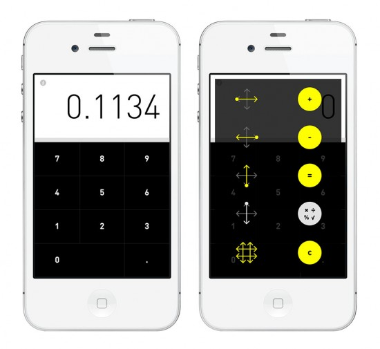 Image rechner iphone 1 550x505   Rechner Calculator